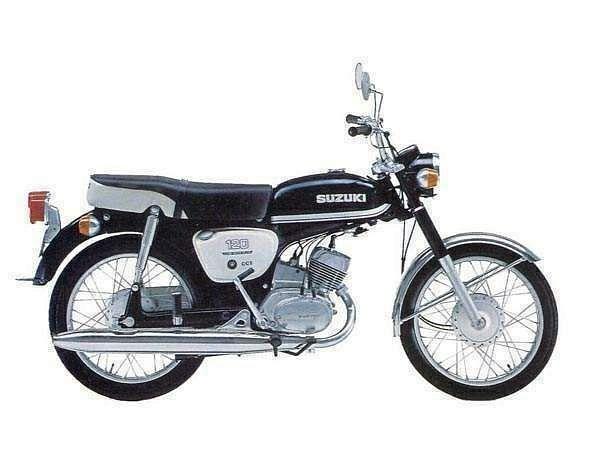 Suzuki B120 (1967-77)