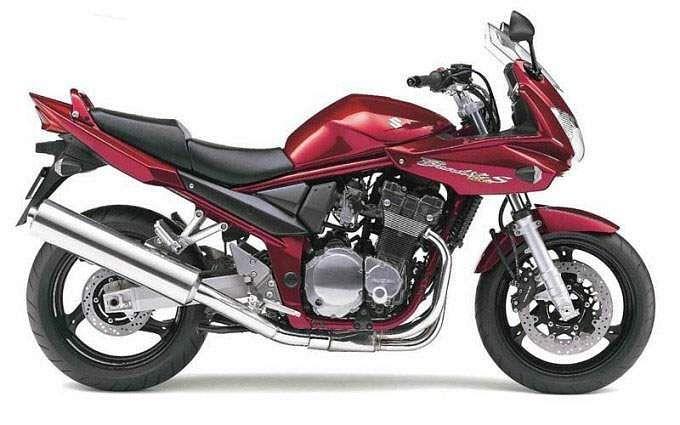 Suzuki Bandit 1250S (2009)