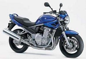 Suzuki Bandit 1250 (2007-08)