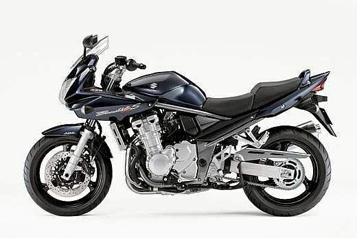 Suzuki GSF 650S Bandit (2007-08)