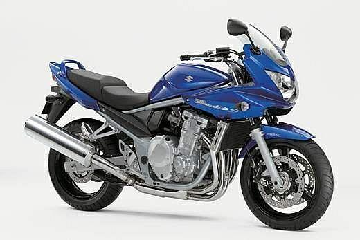 Suzuki Bandit 1250S (2007-08)