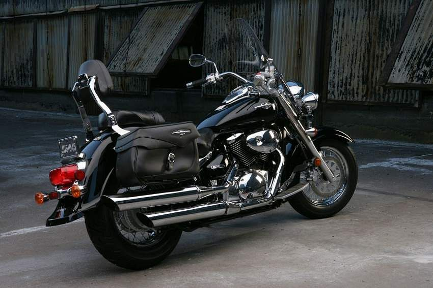 Suzuki Boulevard C50 Black (2006-07)