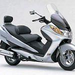 Suzuki AN 400 Burgman (2003-04)