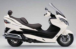 Suzuki AN 400 Burgman (2009-10)