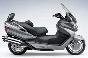 Suzuki AN 650 Burgman Executive (2004)