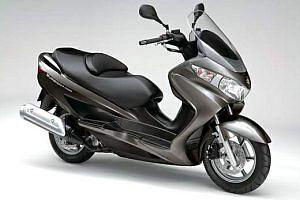 Suzuki AN 200 Burgman (2007-09)