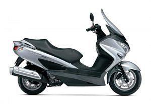 Suzuki AN 200 Burgman (2013-15)