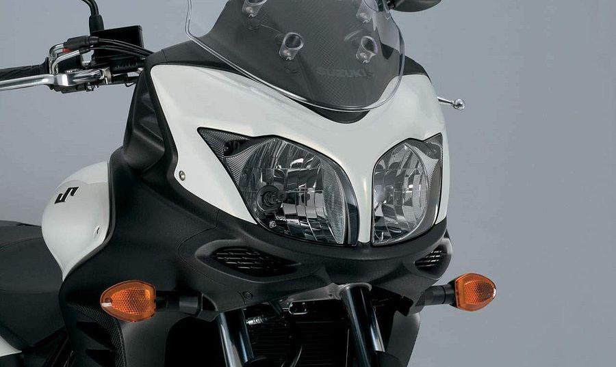 Suzuki DL650 V-Strom (2012-13)