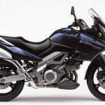 Suzuki DL 1000 V-Strom (2002-03)