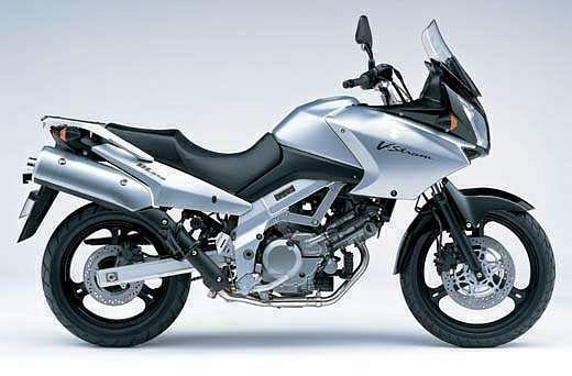 Suzuki DL650 V-Strom (2004-05)