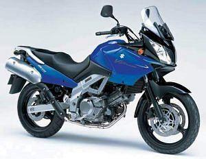 Suzuki DL650 V-Strom (2006)