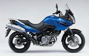 Suzuki DL 650 V-Strom (2007-08)