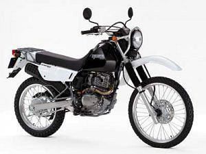 Suzuki DR 200 (2001-03)