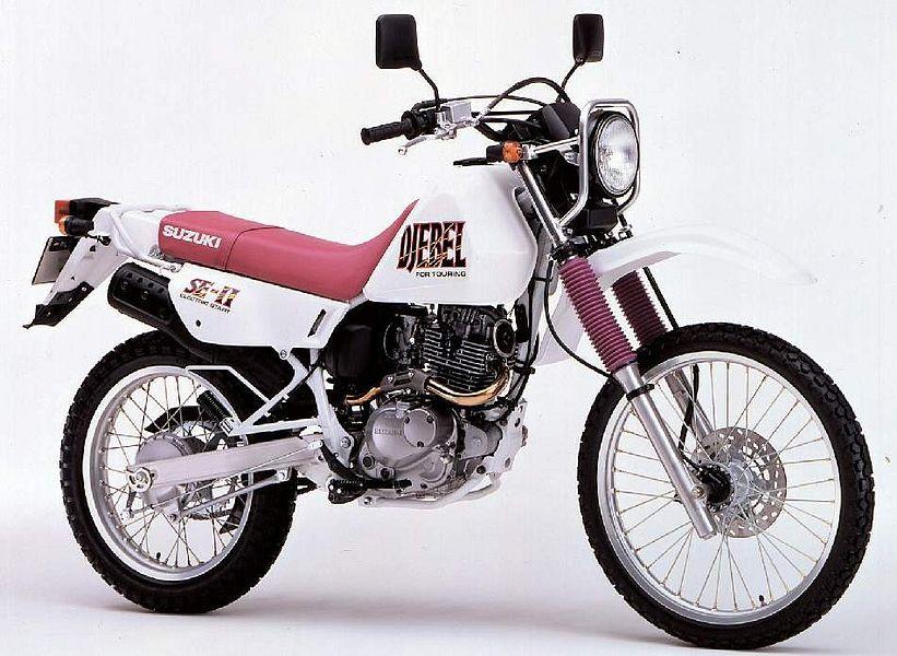 Suzuki DR 200 (1992-95)