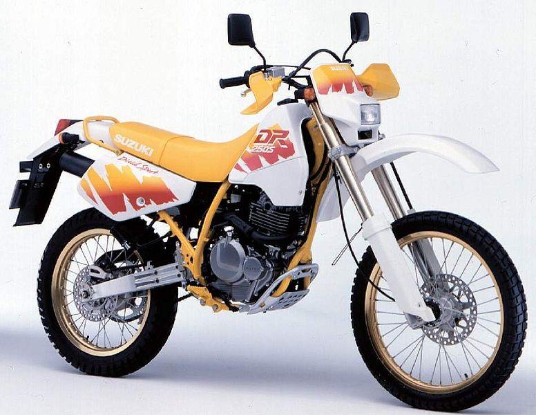 Suzuki DR 200 (1991-95)