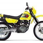 Suzuki DR200SE (2001-02)