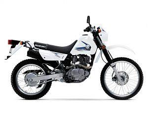 Suzuki DR200SE (2012-13)