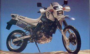 Suzuki DR 650 RS (1990)