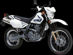 Suzuki DR 650SE (2011-12)