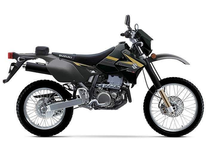 Suzuki DR-Z 400S (2016-17)