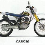 Suzuki DR200SE (1996-98)