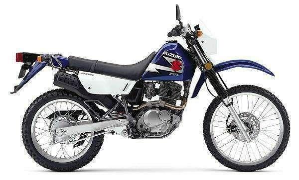 Suzuki DR 200 SE (1999-00)