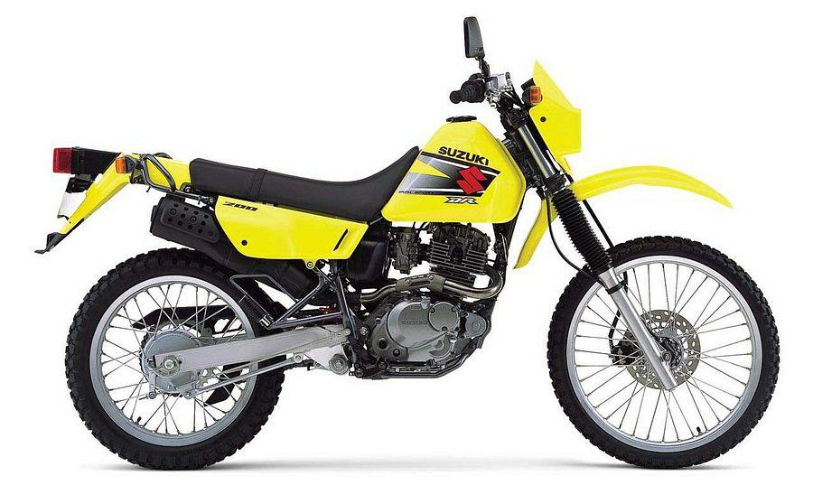 Suzuki DR200SE (2003-05)