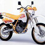 Suzuki DR 250 SH (1991-94)