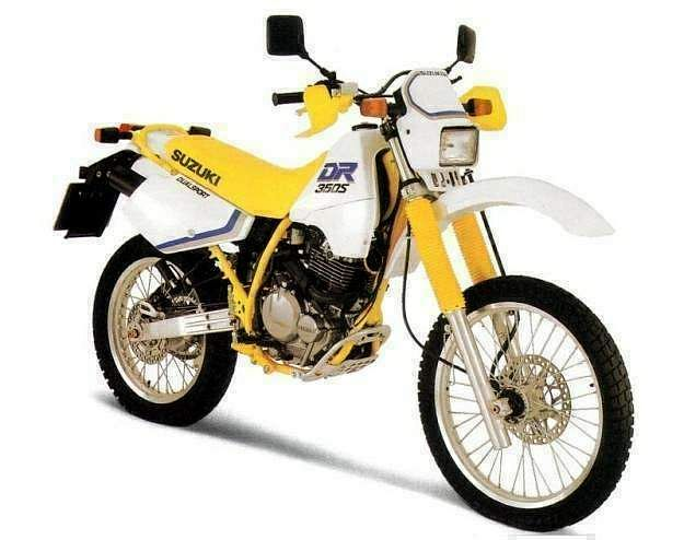 Suzuki DR 350 S (1993-94)