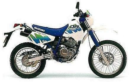 Suzuki DR 350 S (1989-90)