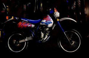 Suzuki DR 350 S (1991-92)