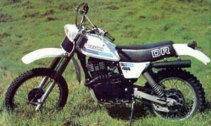 Suzuki DR400S (1980)
