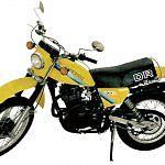Suzuki DR500S (1982)