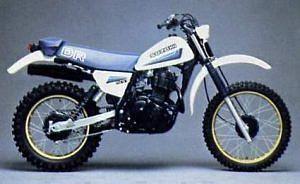 Suzuki DR500S (1980-81)