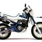 Suzuki DR 600 Dakar (1986)