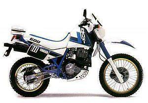 Suzuki DR600S (1987)