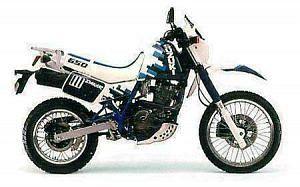 Suzuki DR 650 R/S (1991)