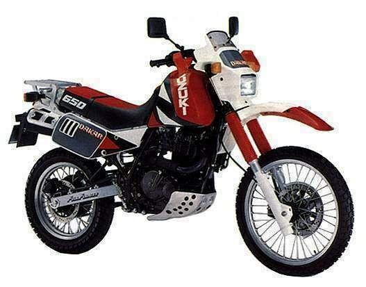 Suzuki DR 650 R/S (1992-93)