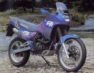 Suzuki DR 650 RSE (1992)