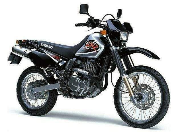 Suzuki DR 650 SE (2003-04)