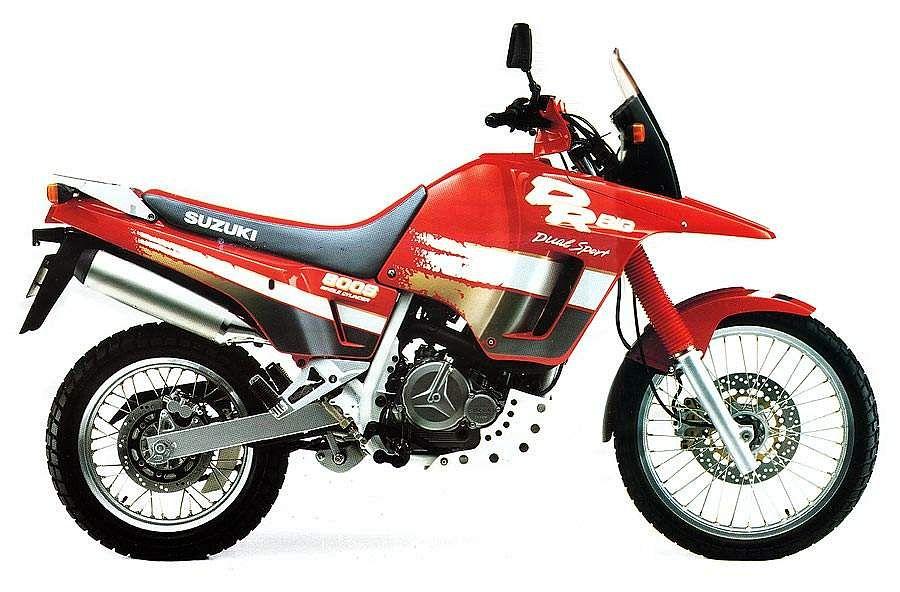 Suzuki DR 800 S Big (1991)