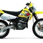 Suzuki DRZ250 (2001-04)