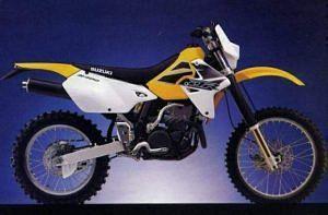 Suzuki DR-Z 400 (2001-02)
