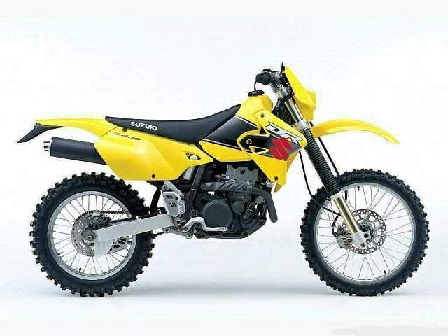 Suzuki DR-Z 400 (2003-04)