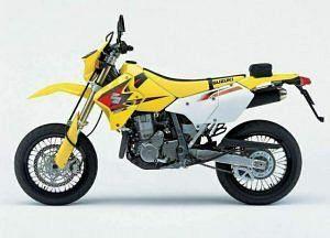Suzuki DR-Z 400SM (2005-06)