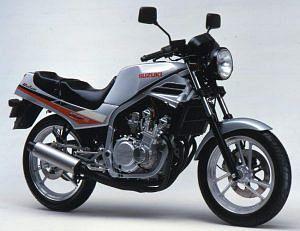Suzuki GF 250F (1988)