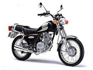 Suzuki GN125ET (1997-01)
