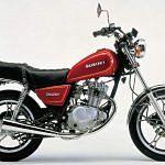 Suzuki GN125 (1985-87)