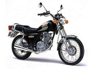 Suzuki GN125ET (1990-92)