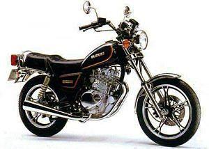 Suzuki GN 250ET (1993-97)